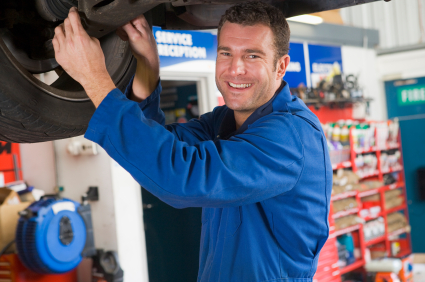 Auto Body/Repair Shop Insurance