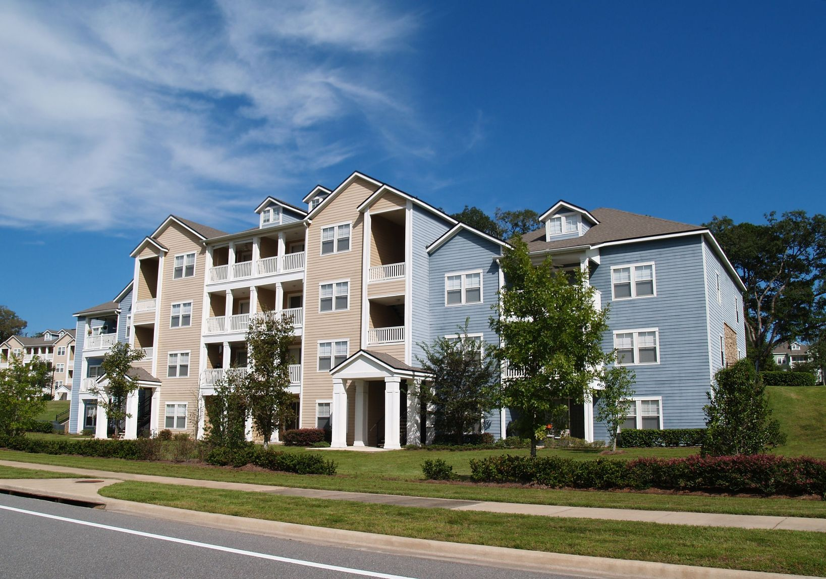 Taylorsville, Charlotte, NC.  Apartment Owners Insurance