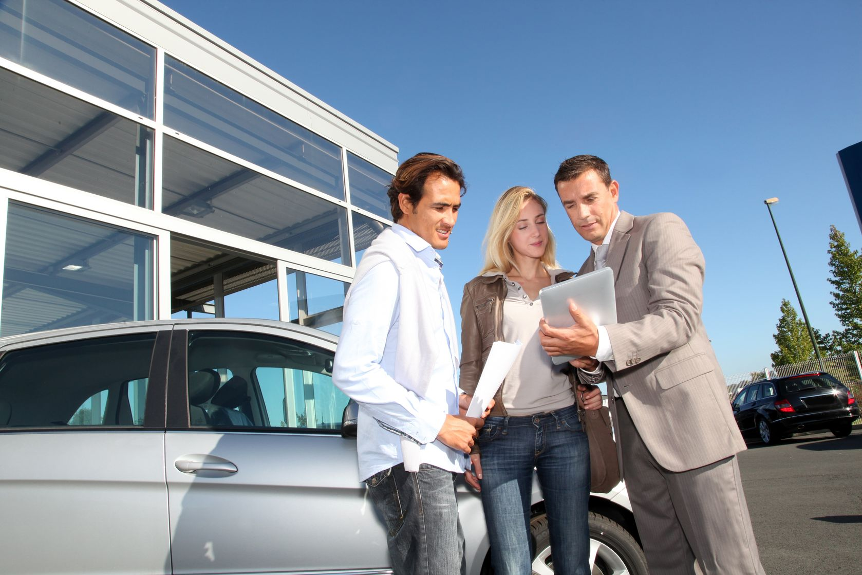 Los Angeles, CA. Auto Dealers Insurance