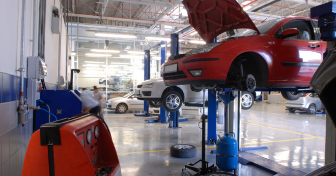 Redding, CA. Auto Body & Repair Shop Insurance