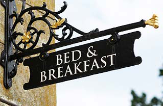 Redding, CA. Bed & Breakfast Insurance