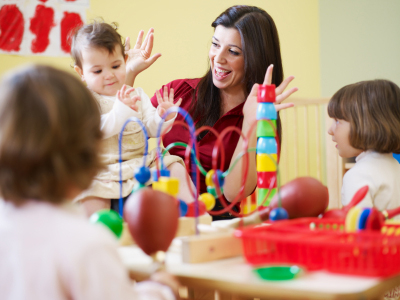 Los Angeles, CA. Day Care/Child Care Insurance