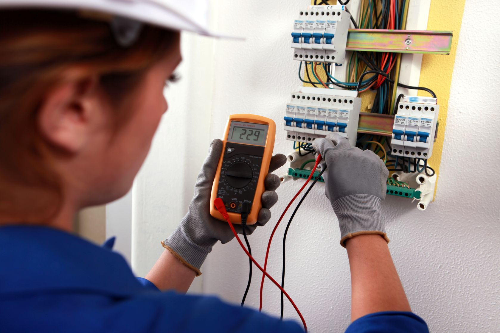 Oregon and California Electricians Insurance