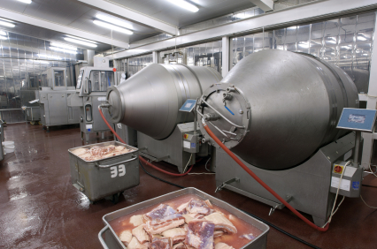 Los Angeles, CA. Food Manufacturing Insurance