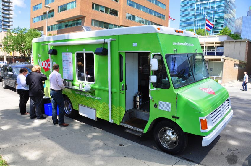Sacramento Food Cart/Truck Insurance
