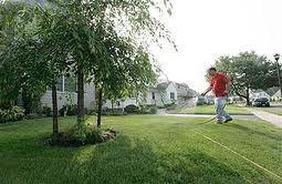Blair, Omaha, NE.  Landscape Contractor Insurance