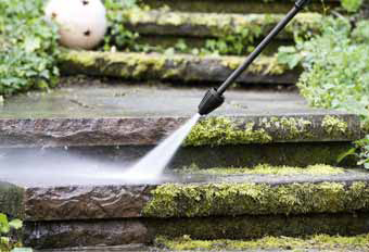 Sacramento, CA. Pressure Washing Insurance