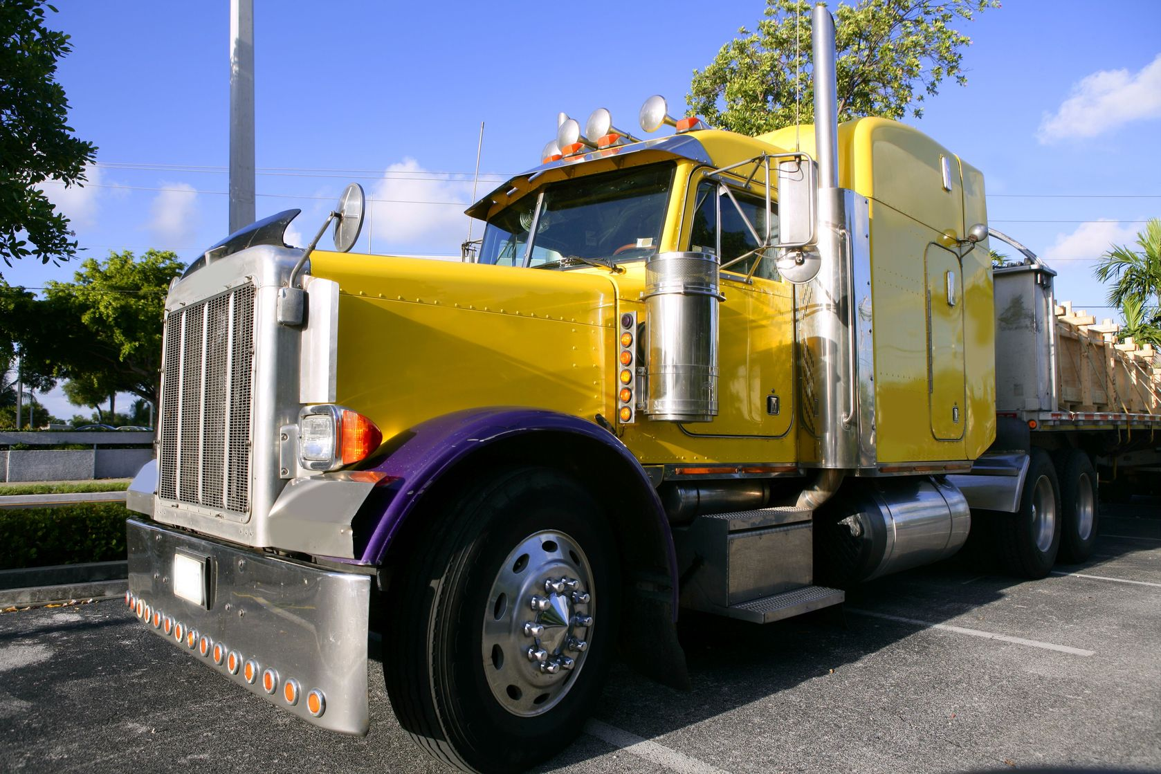 Orange County, CA. Trucking Insurance